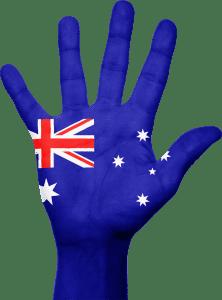 Australia Hand