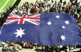 big national flag