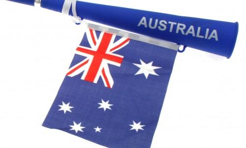 australian horn