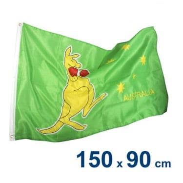 Boxing-kangaroo-flag-for-sale